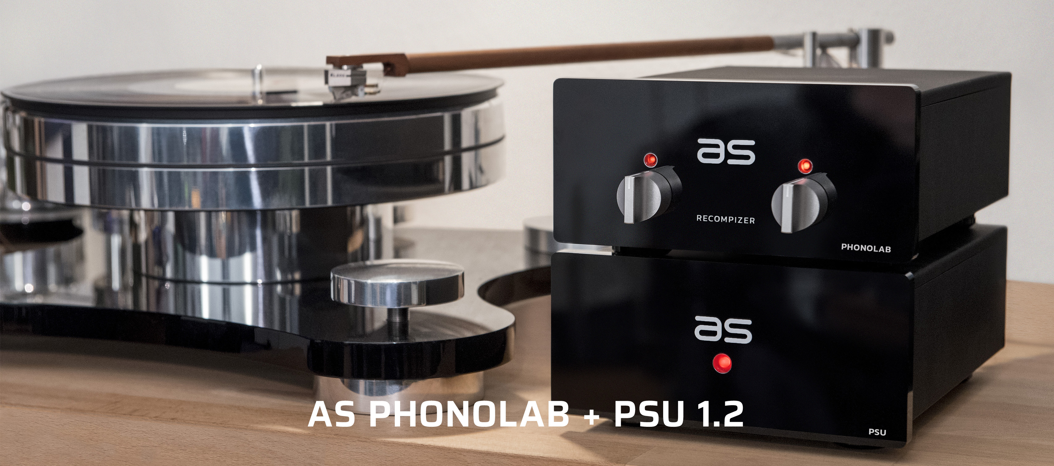 audiospecials PHONOLAB + PSU 1.2