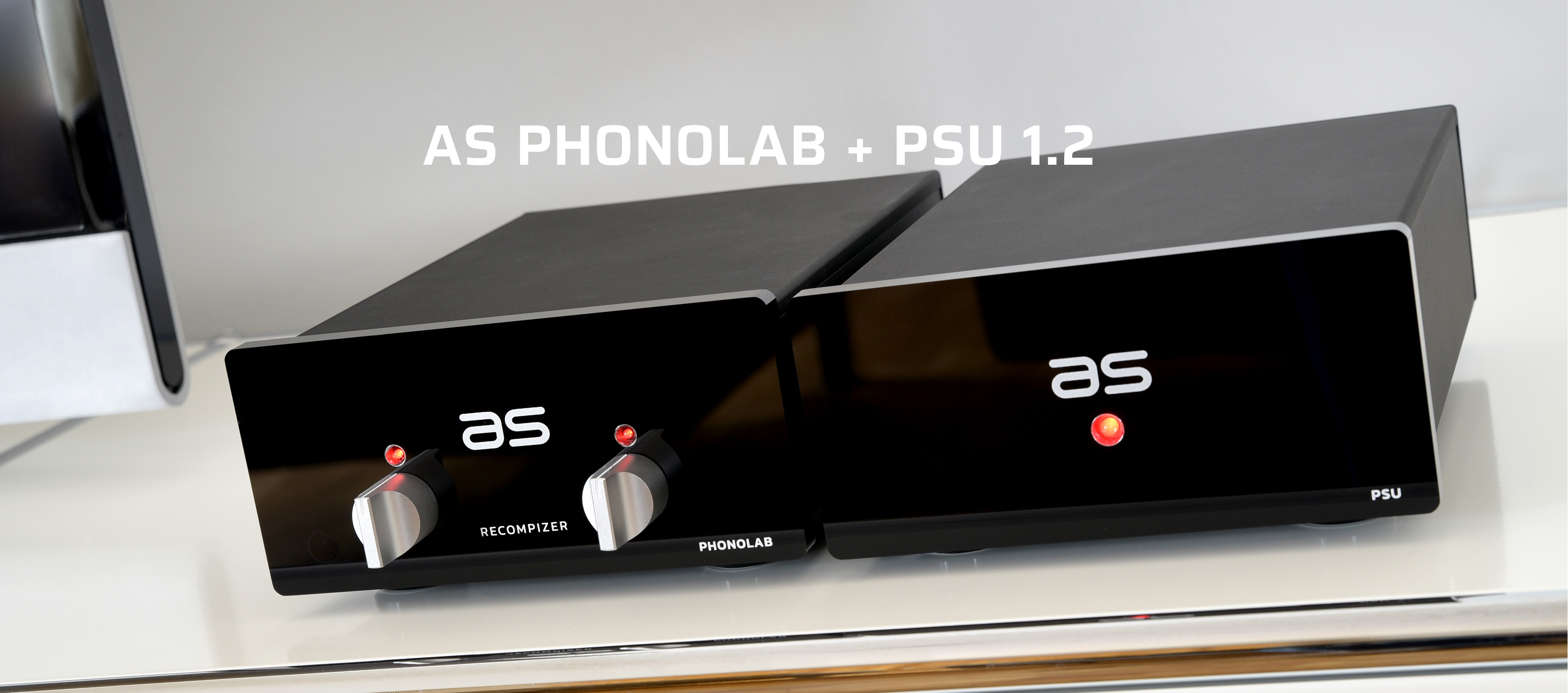 audiospecials PHONOLAB 1.0 with RECOMPIZER
